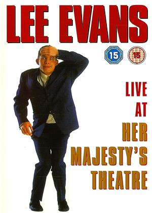 Lee Evans: Live at Her Majesty's Theatre Online DVD Rental