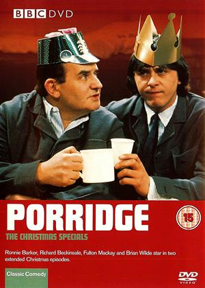 Porridge: The Christmas Specials Online DVD Rental