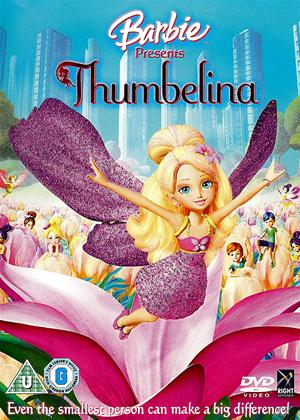 Rent Barbie Presents Thumbelina Online DVD Rental