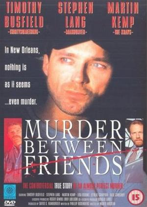 Murder Between Friends Online DVD Rental