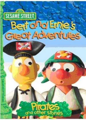 Rent Bert and Ernie's Great Adventures: Pirates Online DVD Rental