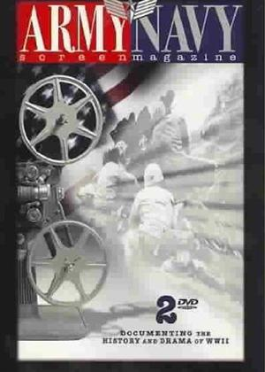 The US Army and Navy Screen Magazine Online DVD Rental