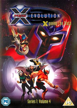 X-Men Evolutions: Xposing Truth Online DVD Rental