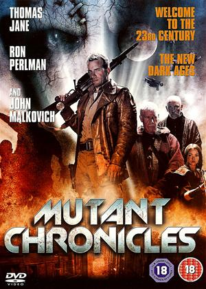 Mutant Chronicles Online DVD Rental