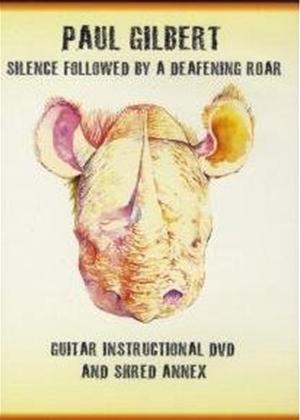 Paul Gilbert: Silence Followed by a Deafening Roar Online DVD Rental