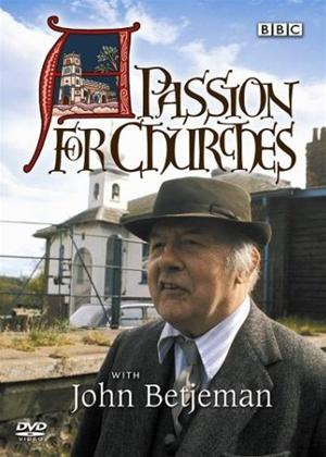 Rent Sir John Betjeman: A Passion for Churches Online DVD Rental