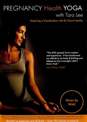 Rent Pregnancy Health Yoga with Tara Lee Online DVD Rental