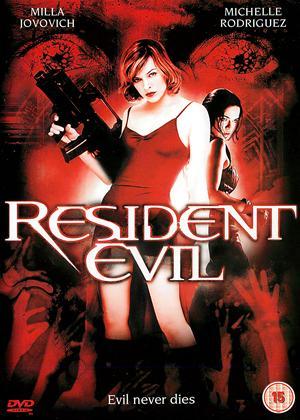 Resident Evil Online DVD Rental