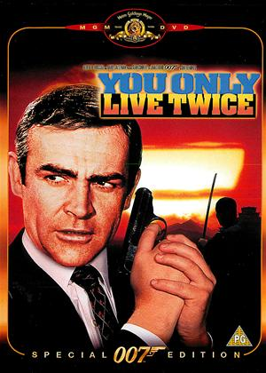 James Bond: You Only Live Twice Online DVD Rental