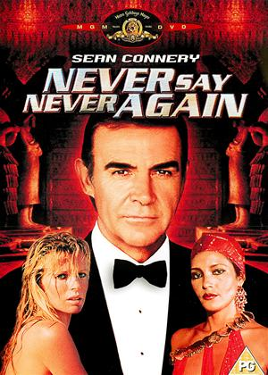 James Bond: Never Say Never Again Online DVD Rental