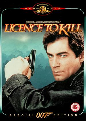 James Bond: Licence to Kill Online DVD Rental