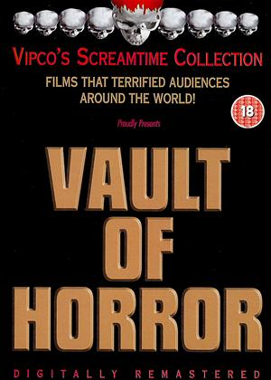 Vault of Horror Online DVD Rental