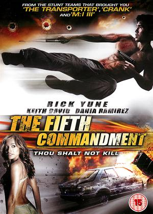 Rent The Fifth Commandment Online DVD Rental