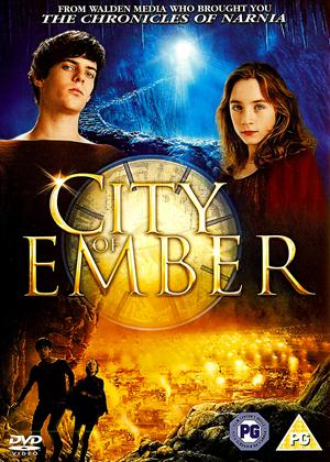 City of Ember Online DVD Rental