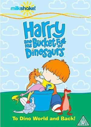 Rent Harry and Bucketful Dinosaurs: To Dino World Online DVD Rental