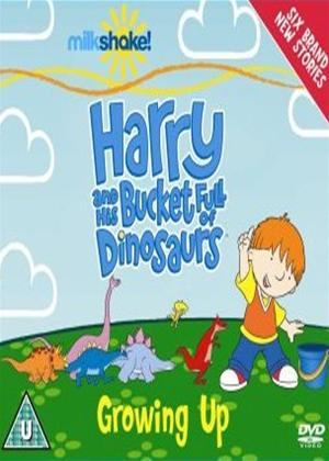 Harry and Bucketful Dinosaurs: Growing Up Online DVD Rental