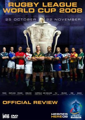 Rugby League World Cup Online DVD Rental