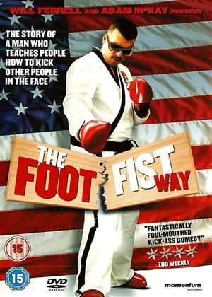 The Foot Fist Way Online DVD Rental