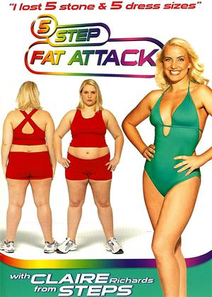 5 Step Fat Attack with Claire Richards from Steps Online DVD Rental