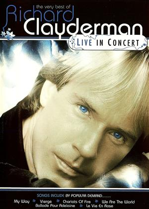 The Very Best of Richard Clayderman: Live in Concert Online DVD Rental