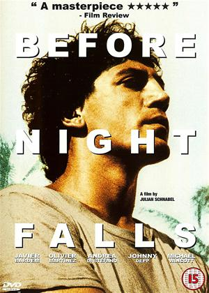 Before Night Falls Online DVD Rental