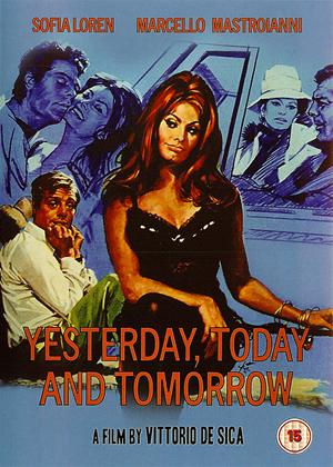 Yesterday, Today and Tomorrow Online DVD Rental