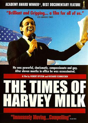 The Times of Harvey Milk Online DVD Rental