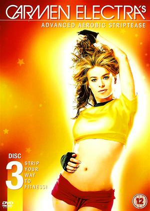 Carmen Electra: Advanced Aerobic Striptease Online DVD Rental