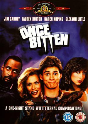 Once Bitten Online DVD Rental