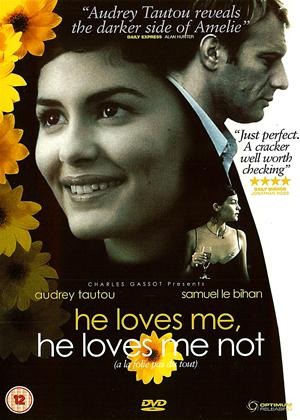 Rent He Loves Me, He Loves Me Not (aka À la folie... pas du tout) Online DVD Rental