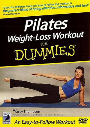 Rent Pilates Weight Loss Workout for Dummies Online DVD Rental