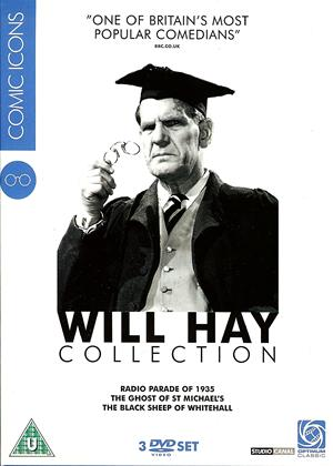 Will Hay Collection: The Black Sheep of Whitehall Online DVD Rental