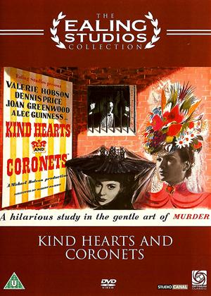 Rent Kind Hearts and Coronets Online DVD Rental