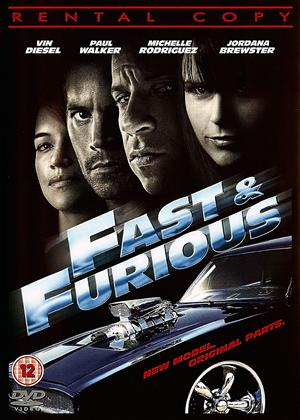 Fast and Furious 4 Online DVD Rental