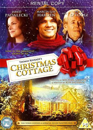 Thomas Kinkade's Christmas Cottage Online DVD Rental
