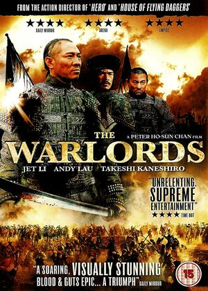 The Warlords Online DVD Rental