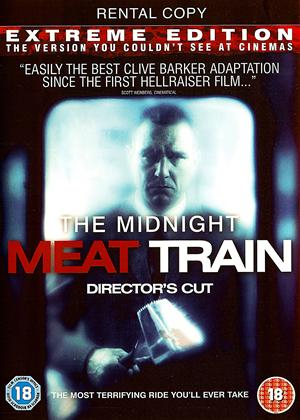 The Midnight Meat Train Online DVD Rental