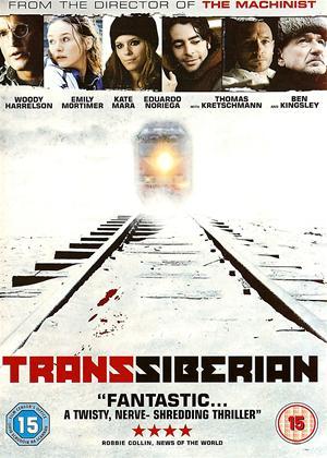 Transsiberian Online DVD Rental