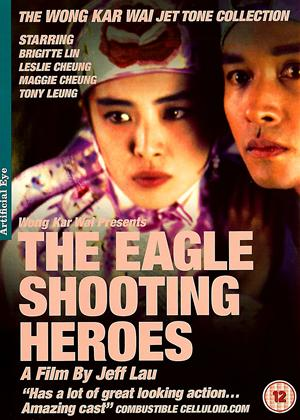 The Eagle Shooting Heroes Online DVD Rental