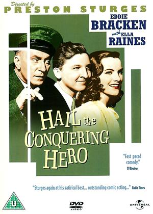 Hail the Conquering Hero Online DVD Rental