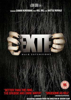 Exte: Hair Extensions Online DVD Rental