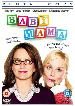 Baby Mama Online DVD Rental