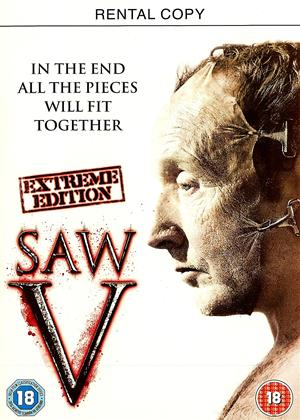 Saw 5 Online DVD Rental