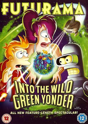 Futurama: Into the Wild Green Yonder Online DVD Rental