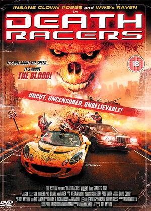 Death Racers Online DVD Rental