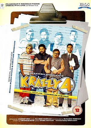 Krazzy 4 Online DVD Rental