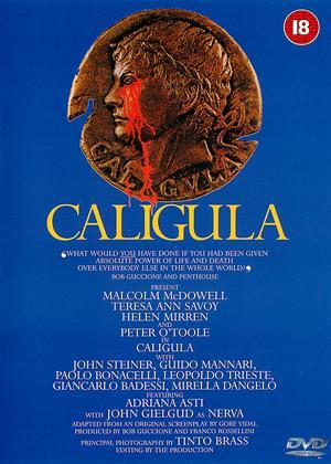 Caligula Online DVD Rental