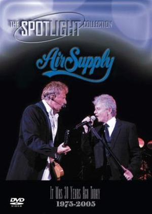 Air Supply: It Was 30 Years Ago Today Online DVD Rental