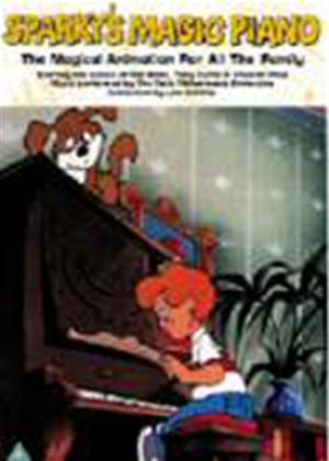 Sparky's Magic Piano Online DVD Rental