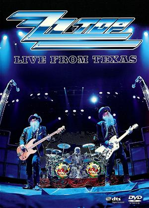 ZZ Top: Live from Texas Online DVD Rental
